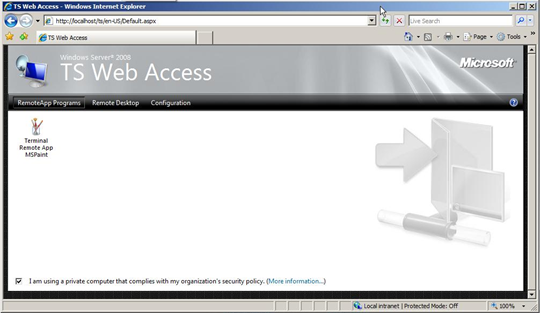 TS_WebAccess