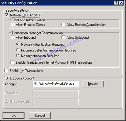 MSTDCSecurityConfiguration